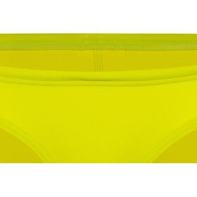 arena Unique Brief Women soft green-yellow star